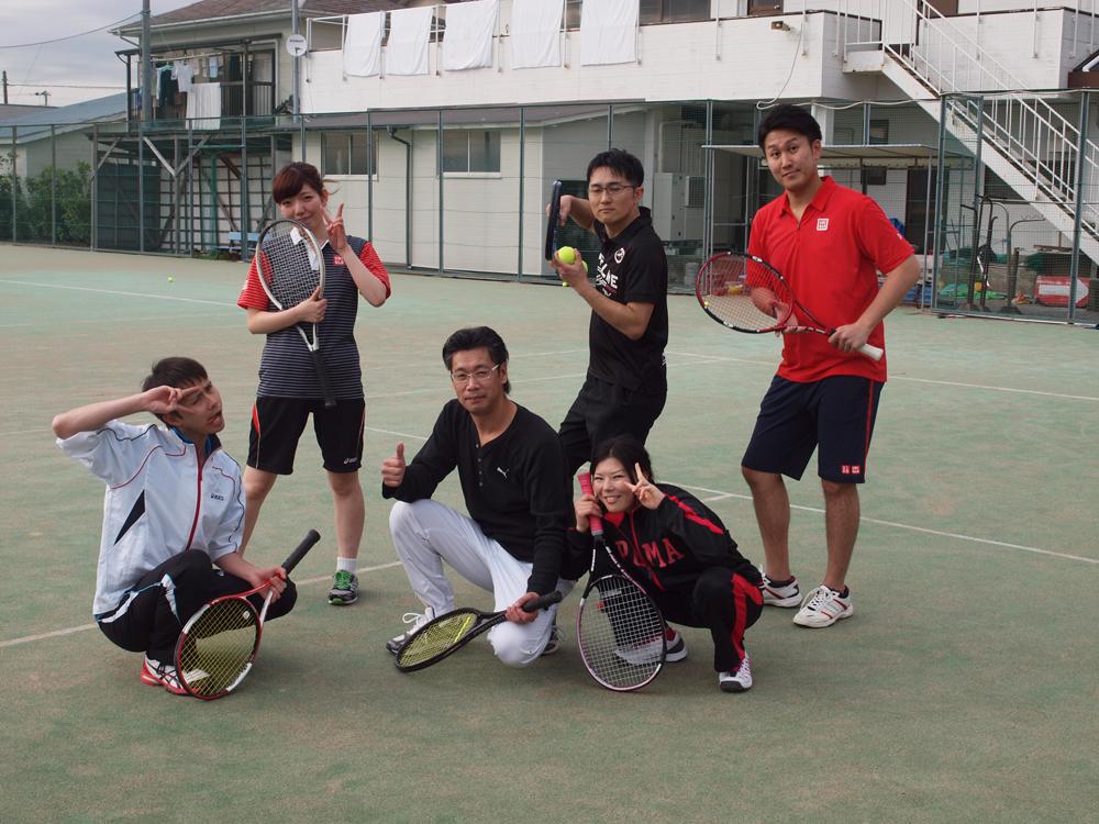 2016年9月 テニス部 秋合宿