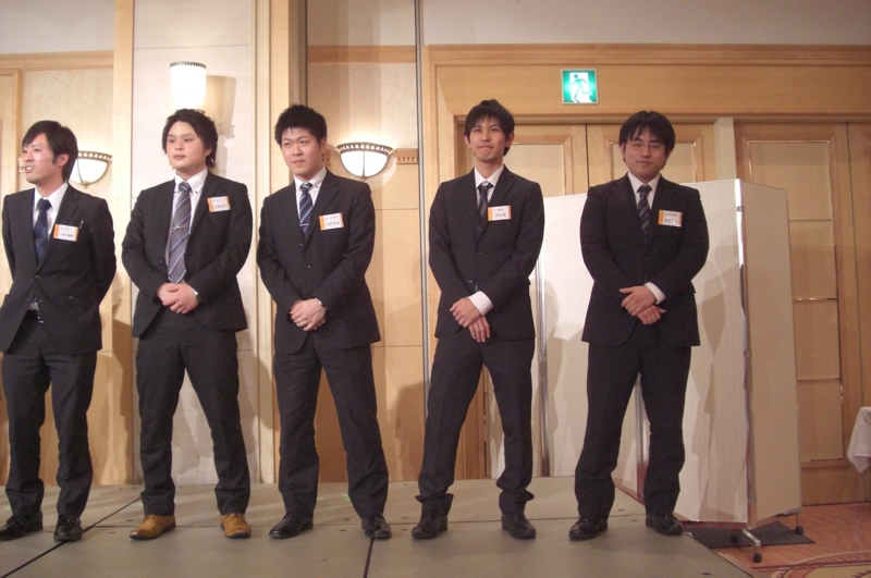 2014年12月 田中電子忘年会