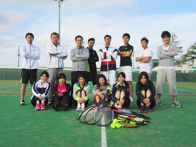 2015年10月 テニス部 秋合宿
