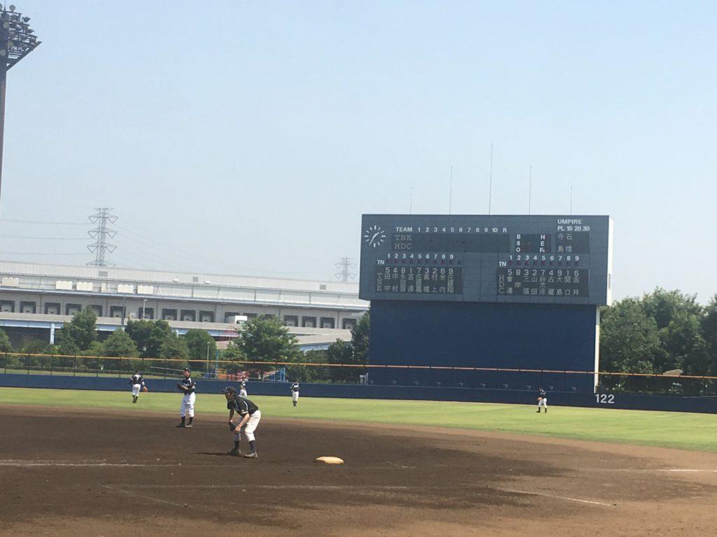 2017年5月 野球部 第四回3社野球大会