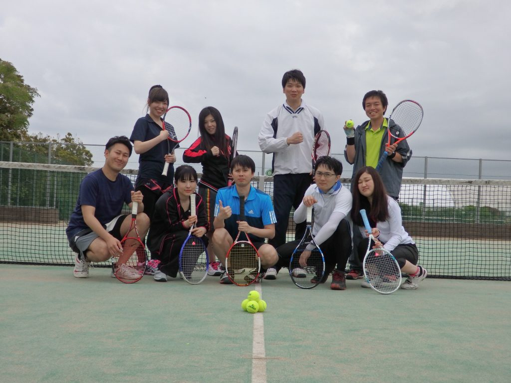 2017年4月 テニス部 春合宿