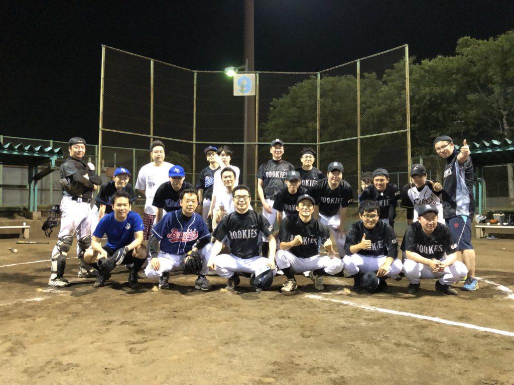 2018年7月 野球部 練習試合